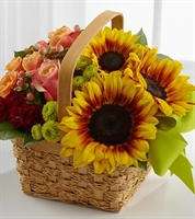 Bright Day Basket - Deluxe
