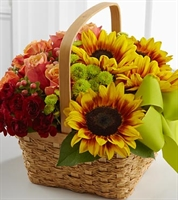 Bright Day Basket - Premium