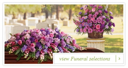 the florist family funeral amp sympathy selections